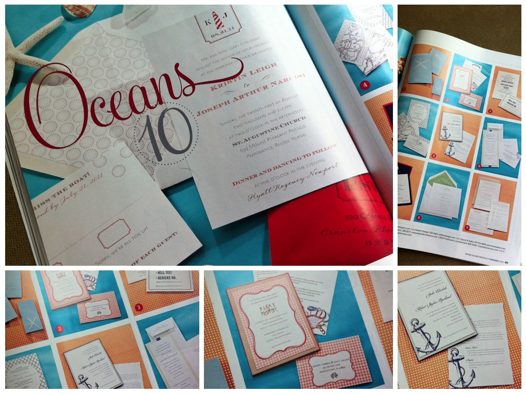 Wedding Welcome Booklets